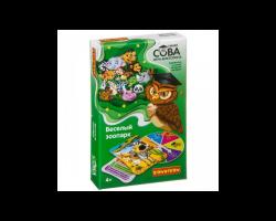 Умная Сова «Веселый зоопарк»