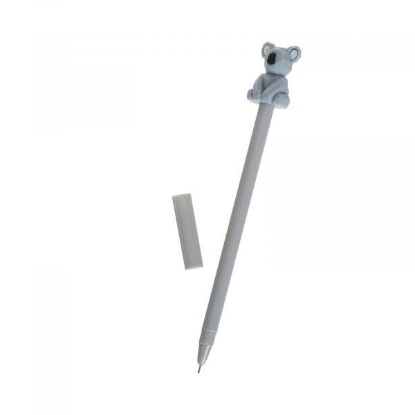 Ручка гелевая «Зверьки» маленькие
