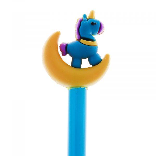 Ручка шариковая «Единорог на луне»