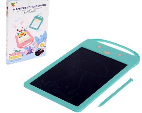 Планшет для рисования LCD, с ручкой, 15 × 25 см, МИКС