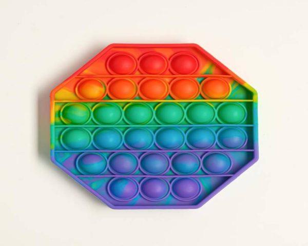 Развивающая игрушка «POP-IT. Восьмиугольник»